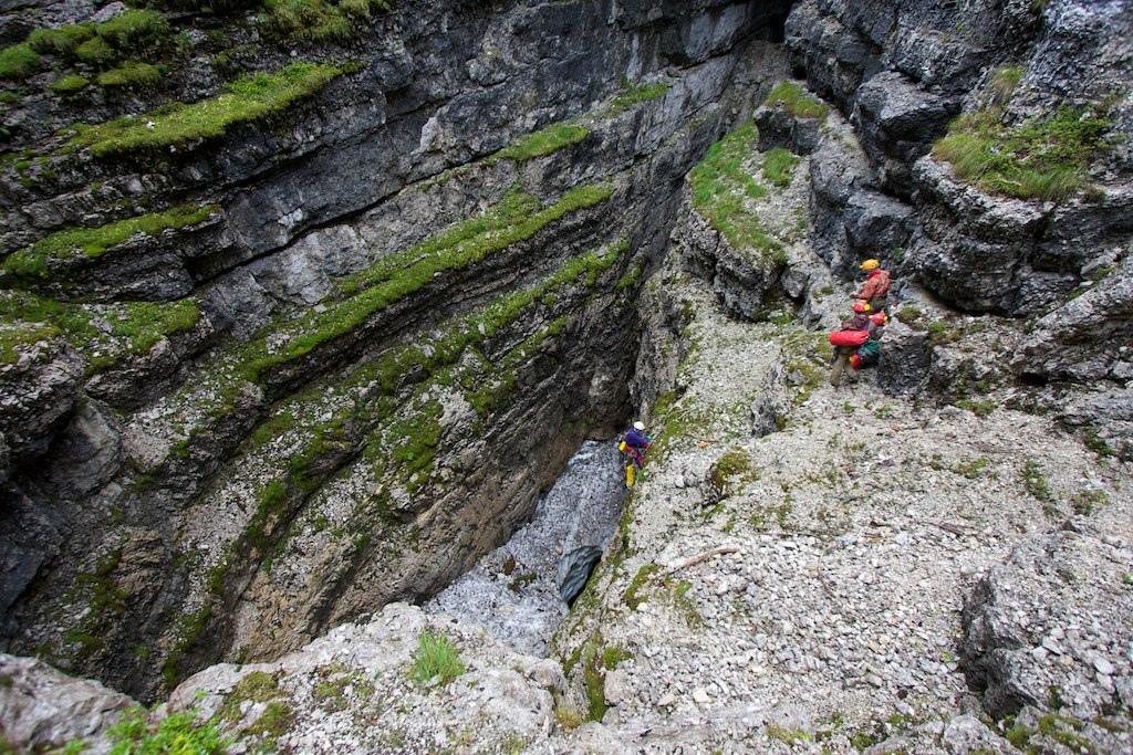 Abisso Spiller. storia di una grotta..