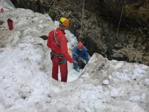 Buso della Neve - Flavio e Spillo